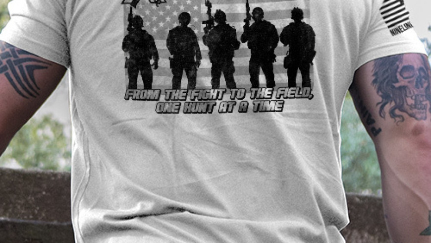 Nine Line Spec Ops X T-shirt