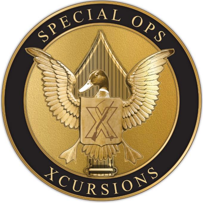 New Challenge Coin and Spec Ops X Crest